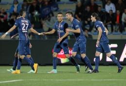 """Pracūzijoje PSG ir """"Lyon"""" džiaugėsi pergalėmis"""