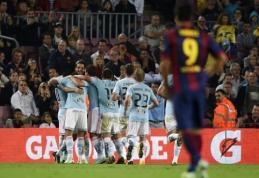 """""""Celta"""" skėlė antausį """"Barcai"""", """"Real"""" ir """"Atletico"""" triuškino varžovus (VIDEO)"""