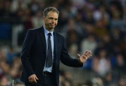 """""""Granada"""" strategas: nėra tekę matyti geresnės Madrido """"Real"""" komandos"""