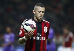 """J. Menezas: """"Milan"""" gali sugrįžti į Čempionų lygą"""