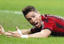"Oficialu: ""Chelsea"" perleido F.Torresą ""Milan"" klubui"