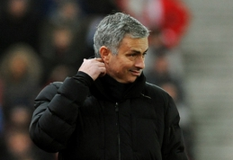 P. Di Canio: J. Mourinho yra blogiausias iš blogiausių