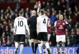 """Mančesterio ekipoms Anglijoje sekėsi skirtingai, """"Southampton"""" sutriuškino """"Everton"""" (VIDEO)"""