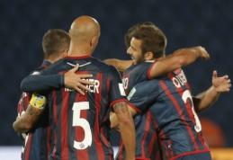 """""""San Lorenzo"""" viceprezidentas tiki stebuklu ir galimybe nugalėti Madrido """"Real"""""""