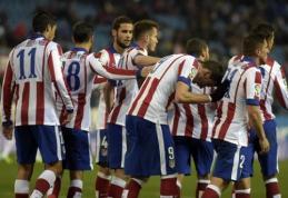 """Karaliaus taurė: """"Atletico"""" pateko į aštuntfinalį, kuriame laukia """"Real"""" klubas"""