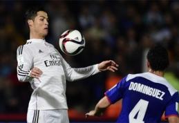 """R.Carlosas: """"C.Ronaldo naudingesnis savo komandai nei L.Messi"""""""