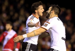 """""""Barcelona"""" ir """"Valencia"""" pateko į Karaliaus taurės aštuntfinalį"""