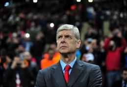 """A. Wengeras: jei visi bus sveiki, """"Arsenal"""" sausį nieko nepirks"""