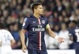 """""""Milan"""" ruošiasi susigrąžinti Thiago Silva"""