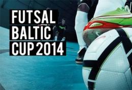 Pirmą kartą Lietuvoje - salės futbolo Baltijos taurės varžybos