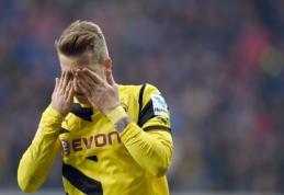"""""""Bayern"""" traukiasi iš kovos dėl M.Reuso įsigijimo"""