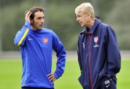 """R.Piresas: A.Wengerą """"Arsenal"""" klube galėtų pakeisti T.Henry arba C.Ancelotti"""