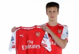 """Oficialu: """"Arsenal"""" ekipą papildė K.Bielikas"""