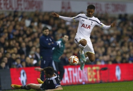 """""""Tottenham"""" priėmė pasiūlymą už K. Naughtoną"""
