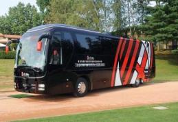 """Diržą susiveržusi """"Milan"""" pardavė komandos autobusą"""