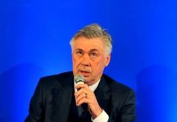 "C.Ancelotti: skaudu matyti tokį ""Milan"""