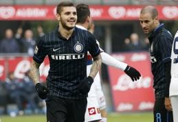R. Mancini: Icardi gali tapti žvaigžde