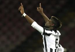 """Italijos spauda: Madrido """"Real"""" ruošia įspūdingą pasiūlymą už P.Pogba"""