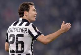 """""""Juventus"""" pasirašė naują kontraktą su S.Lichtsteineriu"""