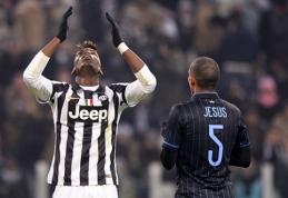 Agentas: P.Pogba nesiruošia ilgai užsibūti Italijoje