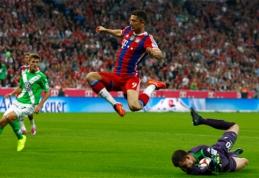 R.Lewandowskis gailisi, kad balsavo už C.Ronaldo, o ne M.Neuerį