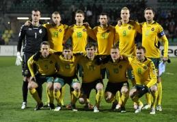 Pietų Afrikos futbolininkas sudomino Lietuvos futbolo rinktinę