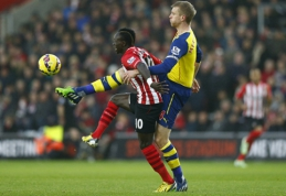 """""""Southampton"""" įsitvirtino ketvirtojoje """"Premier"""" lygos vietoje (VIDEO)"""