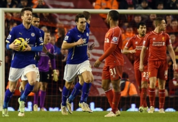 """""""Premier"""" lyga: """"Man Utd"""" ir """"Liverpool"""" barstė taškus, """"Man City"""" palaužė """"Sunderland"""" (VIDEO)"""