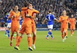 """Čempionų lygos aštuntfinalis: """"Schalke"""" sieks revanšo prieš """"Real"""", """"Basel"""" susitiks su """"Porto"""" (VIDEO)"""