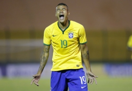 """""""Man Utd"""" iš """"Fluminense"""" bandys įsigyti naująjį Neymarą (VIDEO)"""