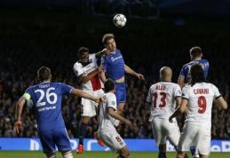 """Čempionų lygos aštuntfinalis: PSG sieks atsilaikyti prieš """"Chelsea"""", """"Shakhtar"""" - prieš """"Bayern"""" (VIDEO)"""