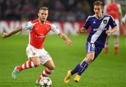 """""""Arsenal"""" nereikalingas J.Wilshere'as gali persikelti į """"Liverpool"""""""