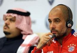 """J.Guardiola: """"Reikia saugotis, kad mūsų neištiktų """"Borussia"""" nuopuolis"""""""