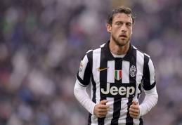 C. Marchisio šį sezoną nebežais