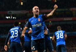 """A. Abdennouras: """"Arsenal"""" – tarp geriausių, tačiau laimėti nusipelnė """"Monaco"""""""