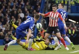 """""""Chelsea"""" ir """"Southampton"""" susitikimas baigėsi lygiosiomis, """"Man Utd"""" sutriuškino """"Tottenham"""" (VIDEO)"""