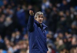"""M. Pellegrini: """"Man City"""" futbolininkai niekada nepasielgtų kaip """"Chelsea"""""""