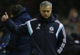 J.Mourinho pripažino pralaimėjimą: PSG už mus buvo stipresni