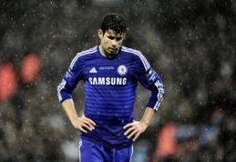 """S. Allardyce'as prieš dvikovą su """"Chelsea"""" išskiria D. Costą"""