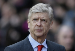 "A.Wengeras tikisi finišuoti antroje ""Premier"" lygos vietoje"