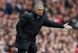 """J. Mourinho: """"Arsenal"""" ir vėl gali tapti nenugalimu"""