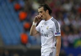"""""""Man Utd"""", """"Chelsea"""" ir """"Man City"""" vasarą kovos dėl G.Bale'o parašo"""