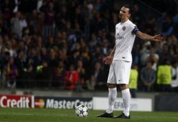 """Z. Ibrahimovičius: """"Barca"""" laimės Čempionų lygą"""