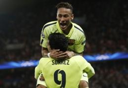 "Čempionų lyga: ""Barcelona"" neturėjo vargo prieš PSG, ""Porto"" pribloškė ""Bayern"" (VIDEO, FOTO)"