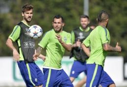 "D.Zoffas: ""Bayern"", ""Real"" ir ""Barca"" turi bijoti ""Juventus"" klubo"