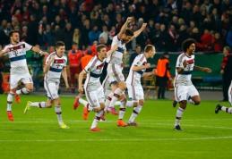 """""""Bayern"""" po 11 metrų baudinių serijos žengė į Vokietijos taurės pusfinalį"""