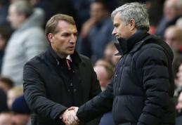 J.Mourinho: B.Rodgersas turėtų parduoti tokį žaidėją kaip R.Sterlingą
