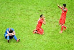 """""""Sevilla"""" nukovė """"Dnipro"""" ir iškovojo Europos lygos taurę (VIDEO)"""