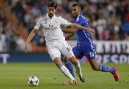"""S.Khedira palieka Madrido """"Real"""""""
