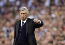 D. Lopezas: visi žino, koks puikus yra Ancelotti